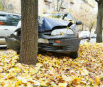 Emotional problems related to car accident